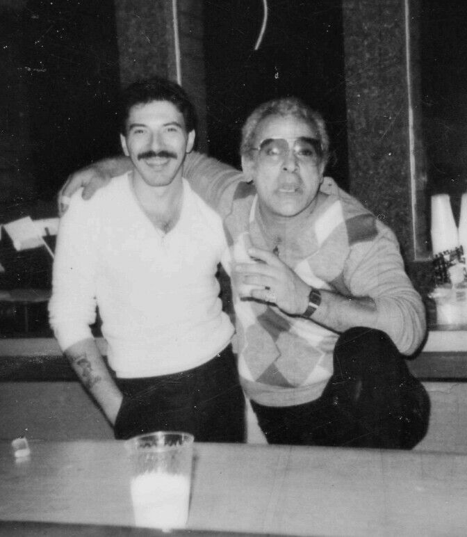Frank And Ricky Dimatteo Mobsters Pinterest Mobsters