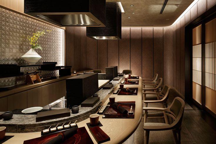 """The Ritz-Carlton, Tokyo """"Hinokizaka"""" [13]"""