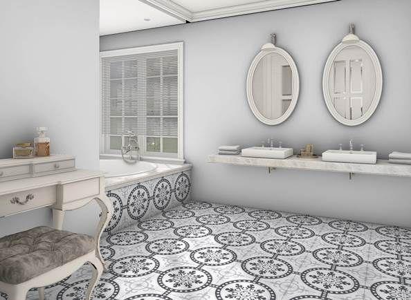 Nc230582 Encaustic Tiles Brisbane With Images Style Tile