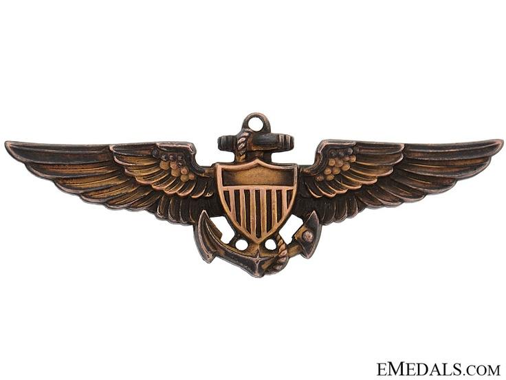 US Navy Pilot Wing