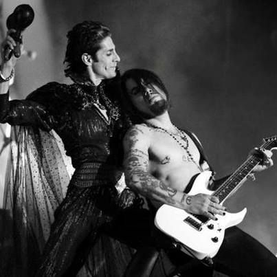 Jane's Addiction: Perry and Dave