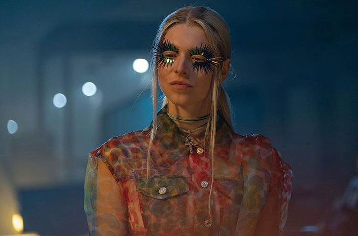 Makeup looks from euphoria we cant stop obsessing over