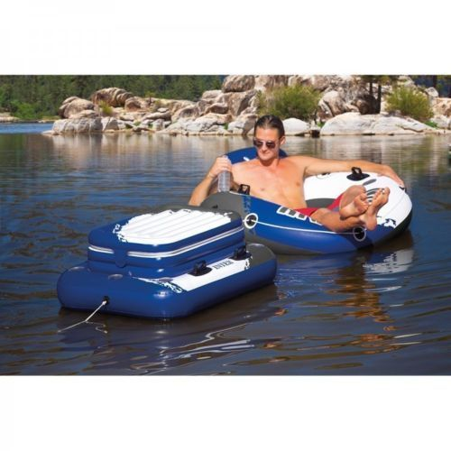 Floating-Beverage-Cooler-Ice-Chest-Beach-Pool-Fun-Inflatable-Raft-Float-Party