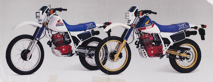 43 best Honda XL 600 images on Pinterest   Dirt biking, Motorcycles