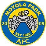 1880, Moyola Park F.C. (Northern Ireland) #MoyolaParkFC #NorthernIreland (L15699)