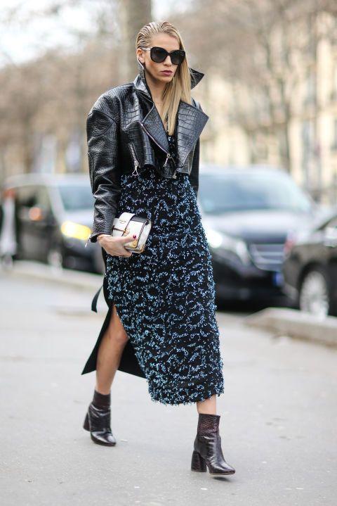Giacca di pelle: 23 nuovi look di tendenza primavera estate 2017