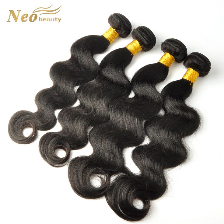 6A Brazilian Virgin Hair Body Wave Rosa Hair Products 4 Bundles Brazilian Body Wave Wet and Wavy Virgin Brazilian Hair