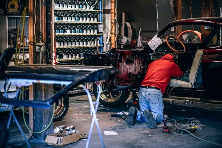 Mechanics of Art and Poetry of Work – By Angela Noel June 1, 2017 The man works on a car--fixes its engine, buffs the exterior--long hours of loving pains. Maybe he smokes a cigar. Maybe he drinks a light beer. Or maybe it's Pellegrino. Maybe he has a family--a son, a wife. Or maybe a daughter, the apple of his eye. Maybe he writes sonnets that touch the infinite... #artists #inspiration #love