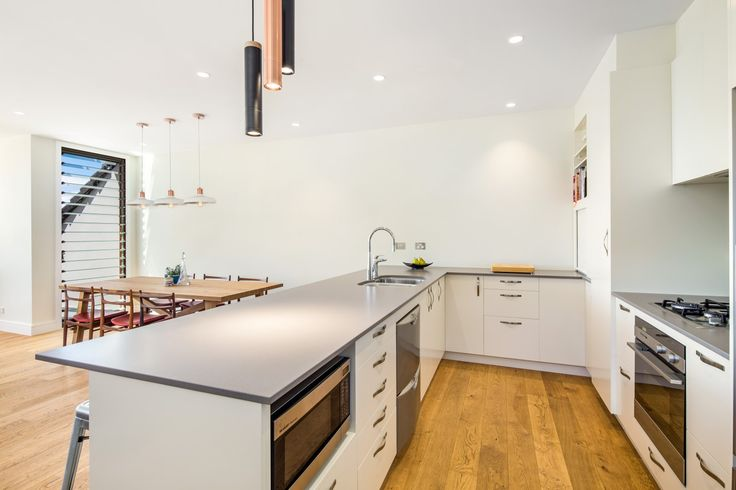 New kitchen by The Site Foreman #remodeling #homeinspiration #sydneyarchitects