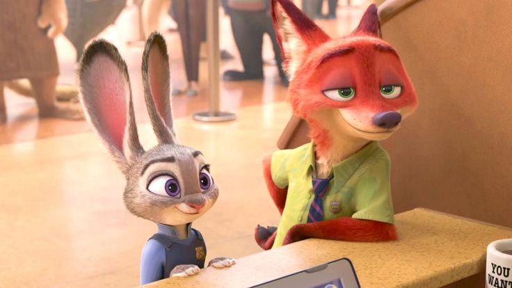 Zootopia (2016) by Byron Howard & Rich Moore
