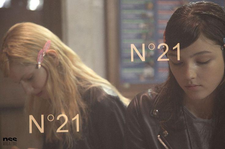 N21 SS16 - Backstage