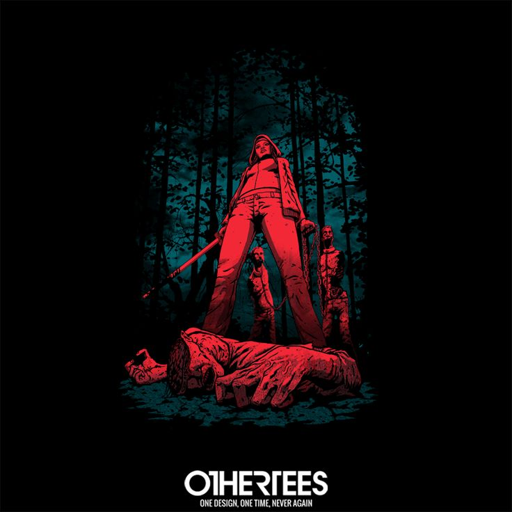 """Huntress"" by Fuacka T-shirts, Tank Tops, Sweatshirts and Hoodies are on sale until 18th December at www.OtherTees.com Pin it for a chance at a FREE TEE #TWD #TheWalkingDead #Michonne #AMC #zombie #OtherTees"