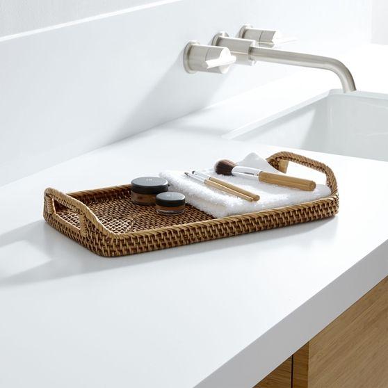Sedona Kahverengi Banyo Tepsisi