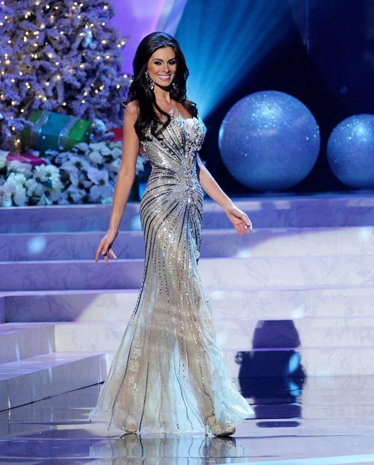 Miss Brazil, Gabriela Markus ~ Miss Universe 2012