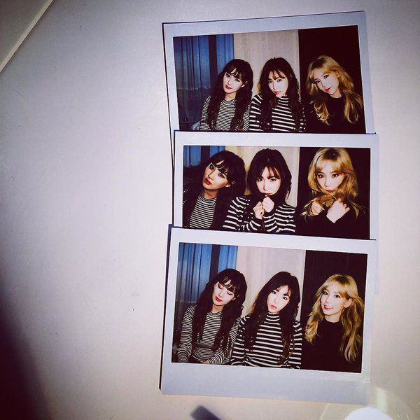 Girls' Generation TTS ~ TaeTiSeo