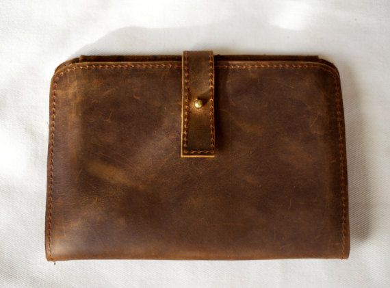 real leather woman wallet  portafogli donna in vera di PiBuShop
