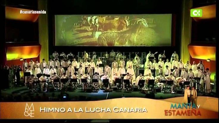 Obertura / Himno a la lucha canaria - Manta y Estameña