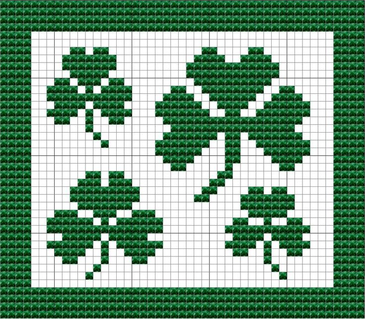 KrisKnits...: St. Patrick's Day Cloths...