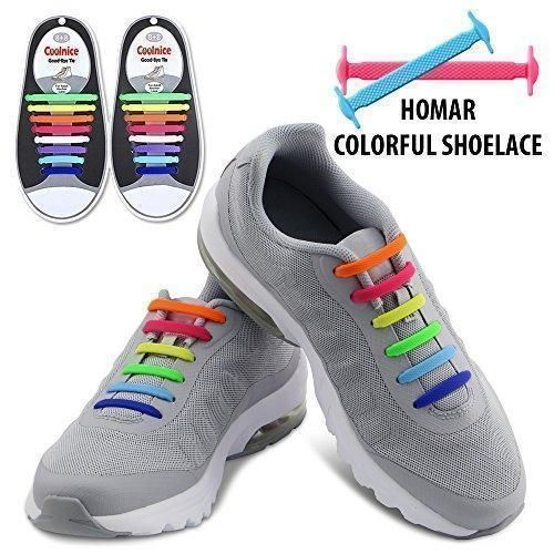 Oferta: 7.99€ Dto: -69%. Comprar Ofertas de Homar sin corbata Cordones de zapatos para niños y adultos Impermeables cordones de zapatos de atletismo atlética de silicona barato. ¡Mira las ofertas!