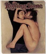 Rolling Stone portada de John Lennon y Yoko Ono 's fue nombrada la portada de la revista arriba a aparecer desde 1965. La imagen fue fotografiada por el renombrado retratista de celebridades Annie Leibovitz pocas horas antes de que Lennon fue asesinado el 8 de diciembre de 1980. La foto fue finalmente utilizada en la portada de Rolling Stone edición homenaje 's de Lennon, el 22 de enero de 1981.