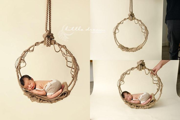 Make your own photo props using this Dreamcatcher Photography Prop Tutorial. Step by step instructions with photos.