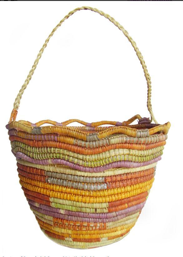Traditional Aboriginal Basket Weaving : Images about funky aboriginal art on