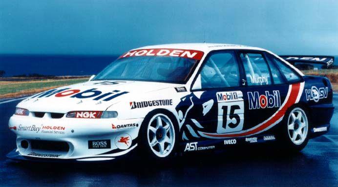 1997 Mobil HRT Commodore