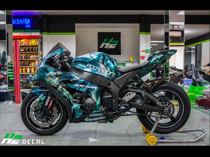 ZX10R Kawasaki ZX10R