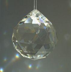Boule cristal feng shui