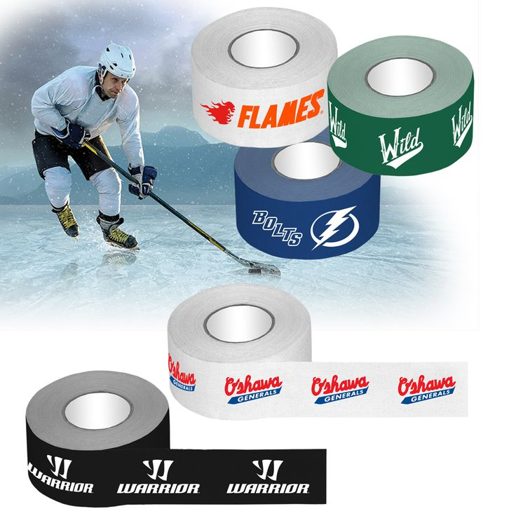 HOCKEY TAPE. For more information, competitive pricing and ordering details contact: ww.Fivetwentyfour.ca #promotionalproducts