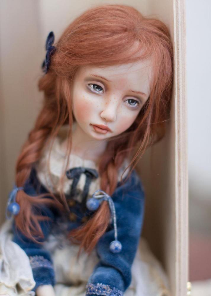 Muñecas de Helena Oplakanska