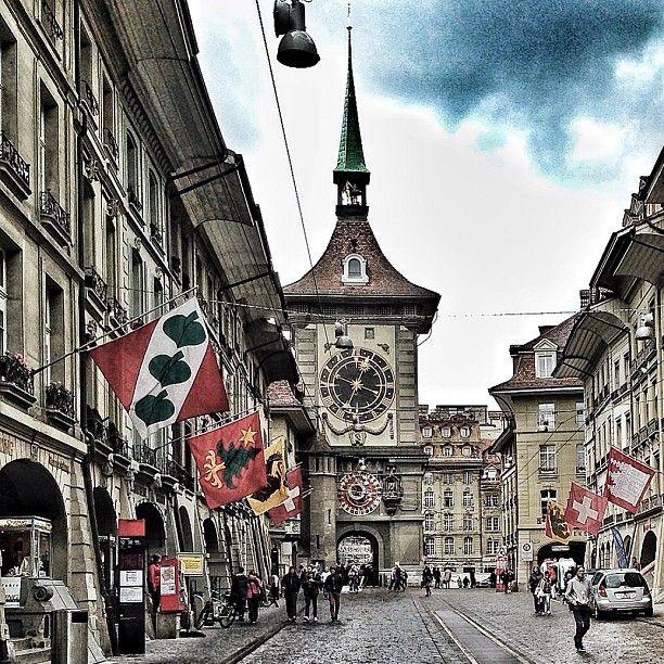 Zytglogge en Bern