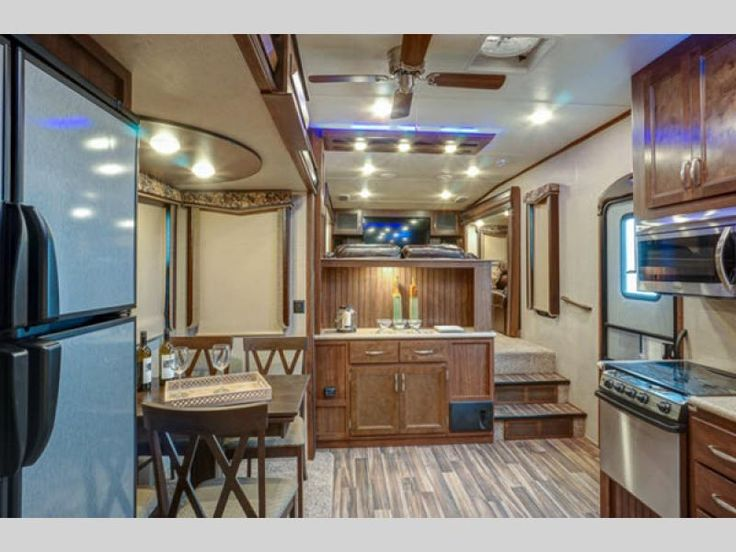Montana High Country Toy Hauler Fifth Wheel | RV Sales | 2 Floorplans
