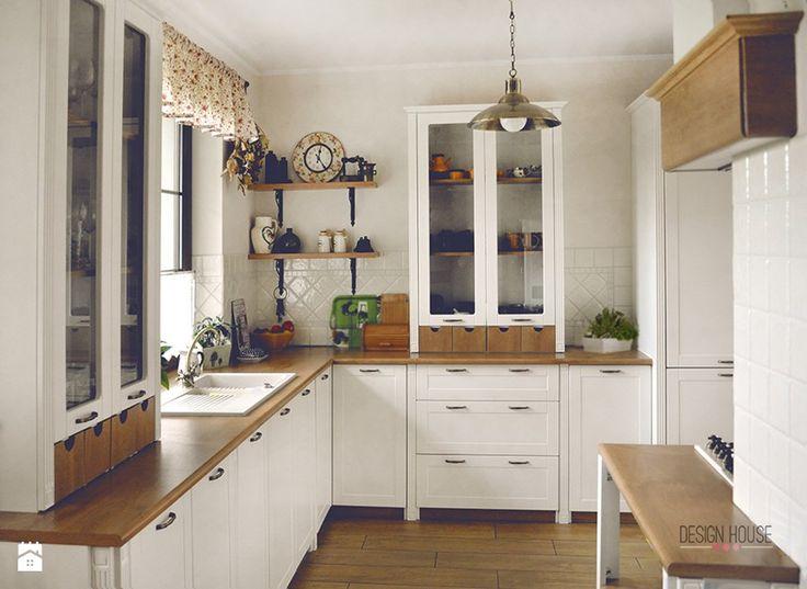 Znalezione Obrazy Dla Zapytania Kuchnia Rustykalna Home