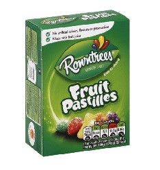 Rowntrees, Candy Pastilles Fruit, 4.9-Ounce (18 Pack)