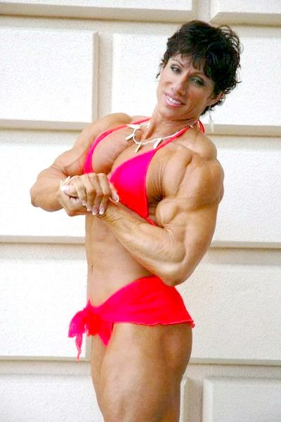Pin by Talented Ripley on Annie Riviecco | Muscle girls ...