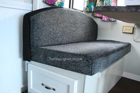 119 Best Images About Camper Cushion Ideas On Pinterest