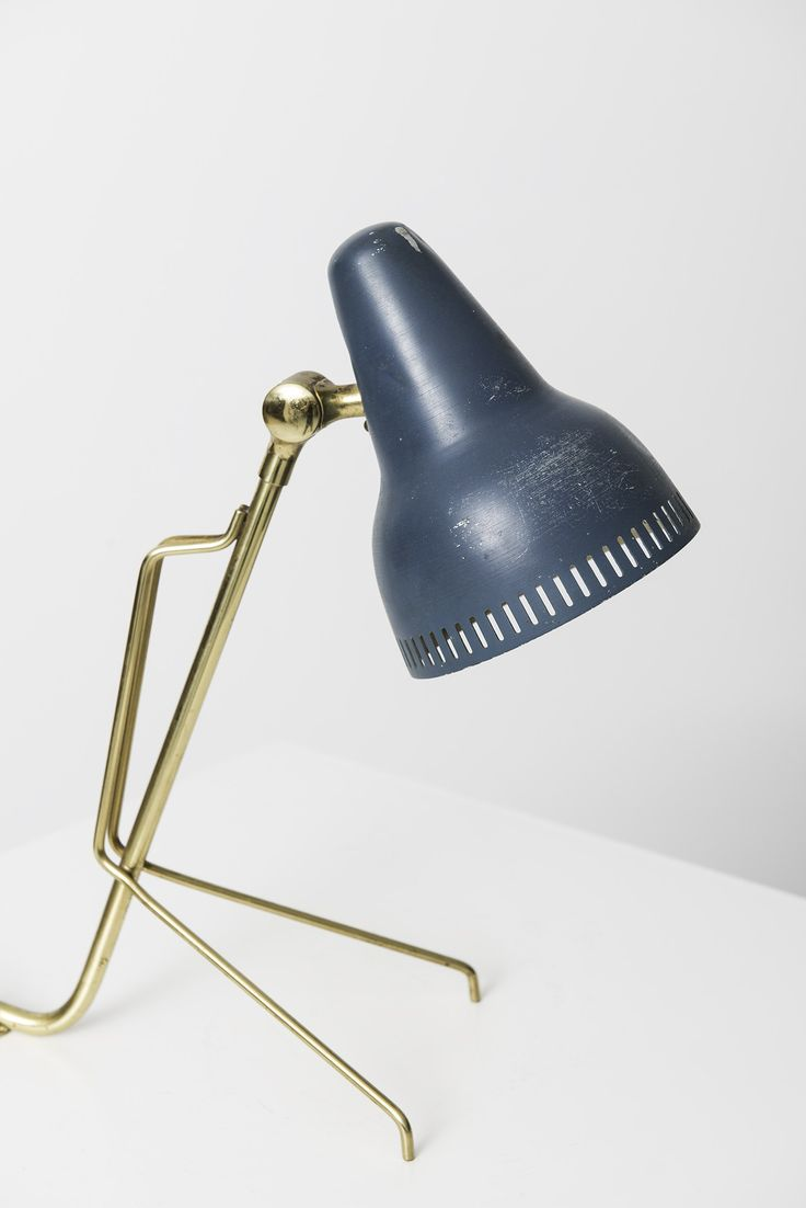 Pair of floor lamps produced by falkenbergs belysning ab in sweden at - Mid Century Table Lamp By Falkenbergs Belysning At Studio Schalling