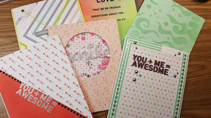 Part 2 of Simon Says Stamp August Card Kit.  So fun.