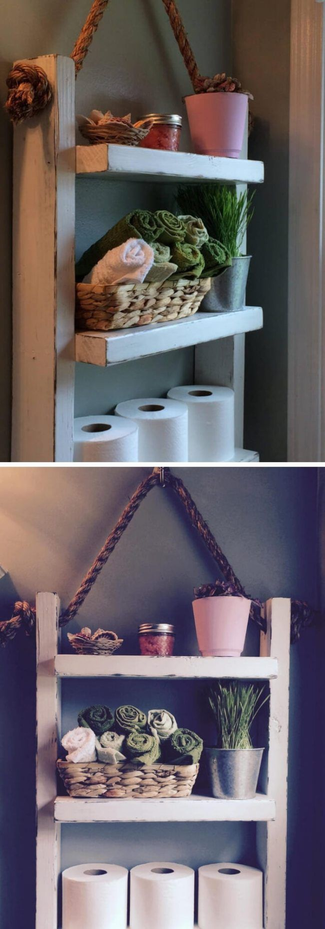 23+ Stunning Over the Toilet Storage Ideas & Designs For 2019   – Bathroom