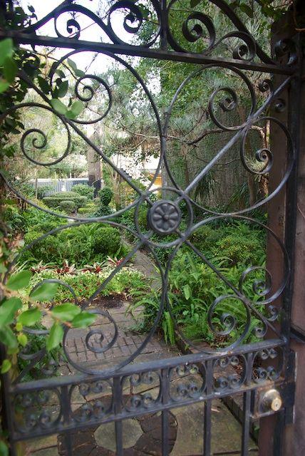56 Best Images About Gates On Pinterest Arbor Gate