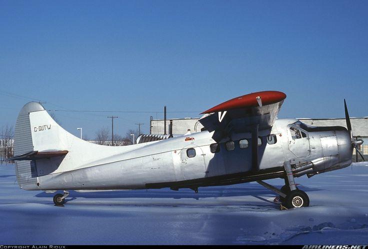 De Havilland Canada Cc-123 Otter  Dhc-3