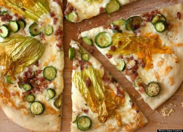Squash Blossom Recipes: Fritters, Pizza, Soup And More.
