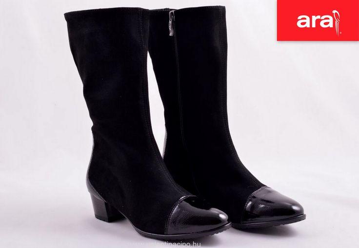 Ara női fekete csizma a Sugár Üzletközpontban található Valentina Cipőboltban és Webáruházunkban! http://valentinacipo.hu/ara/noi/fekete/csizma/137434139 #ara #ara_csizma #csizma #Valentina_cipőbolt