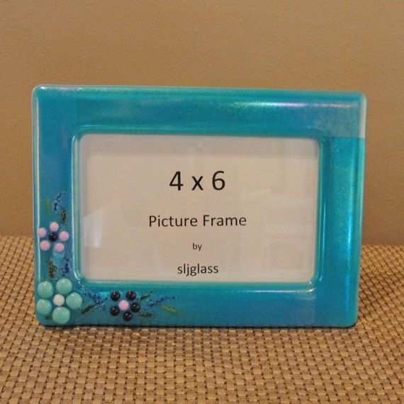 44 best FUSED GLASS / FRAMES images on Pinterest | Fused glass ...