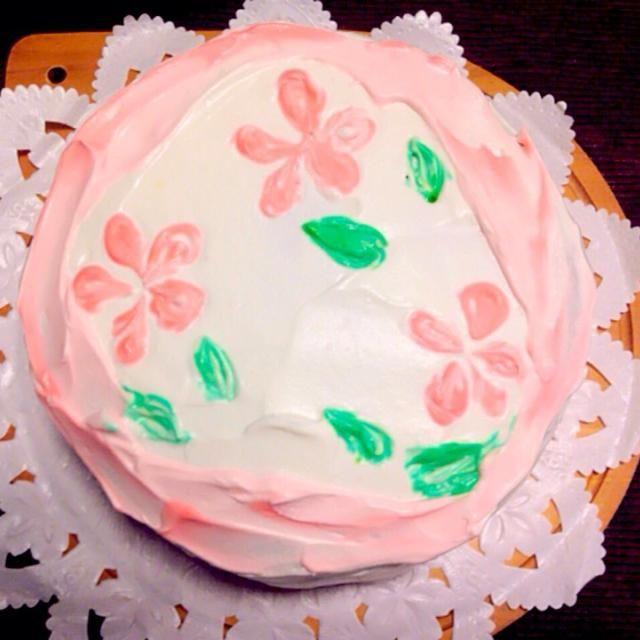 2015 1 8 - 39件のもぐもぐ - バナナを挟んだショートケーキ by kao♡