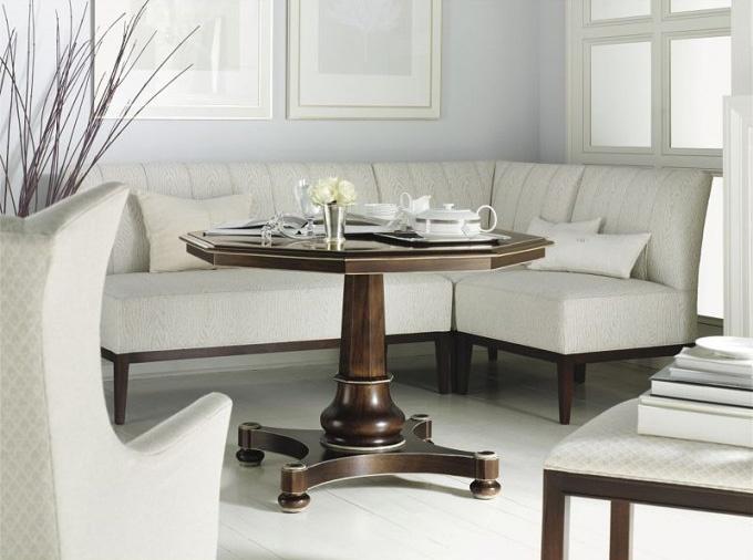 Bistro Banquette Lombards Fine Furniture