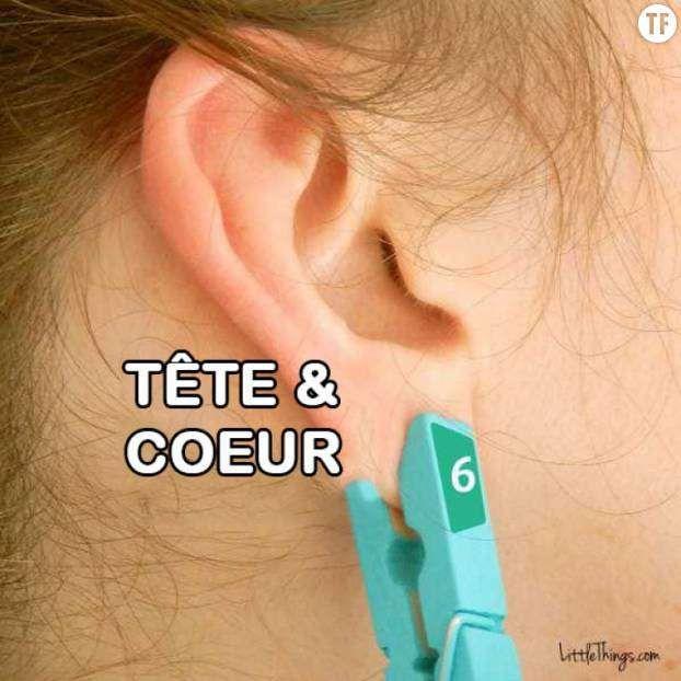 Si la méthode paraît effectivement très curieuse, placer une pince à linge sur son oreille avant de se mettre au lit permettrait pourtant de guérir de certains maux.