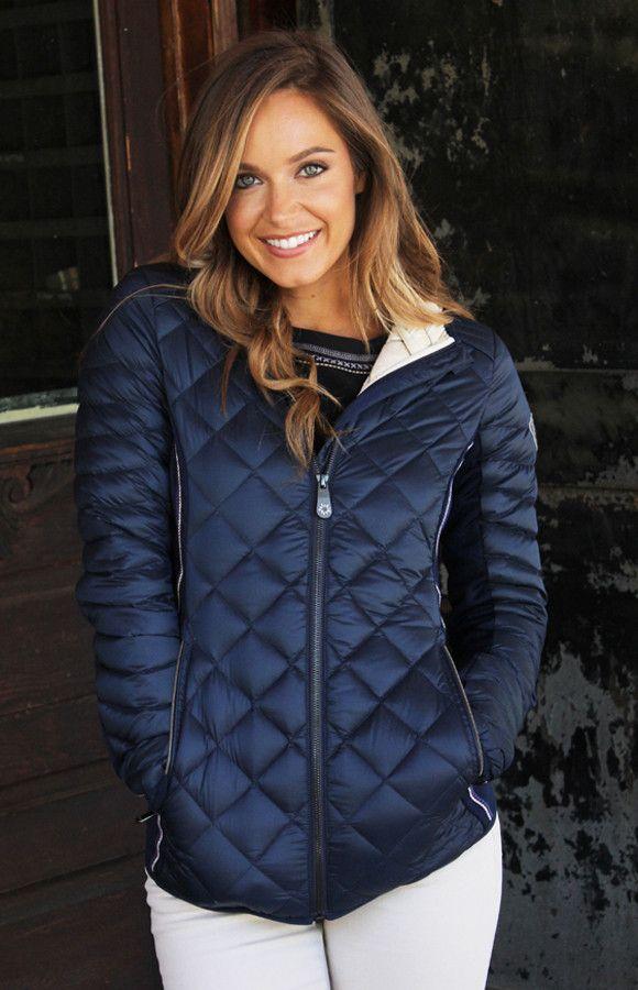 Alpina Jacket - Dress Blues