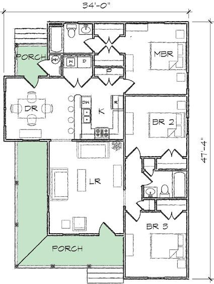 17 Best Images About House On Pinterest House Plans